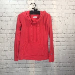 Columbia lightweight hooded sweatshirt Sz M